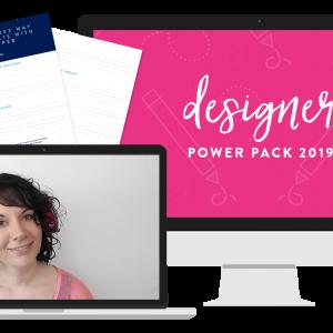 Designer Power Pack 2019