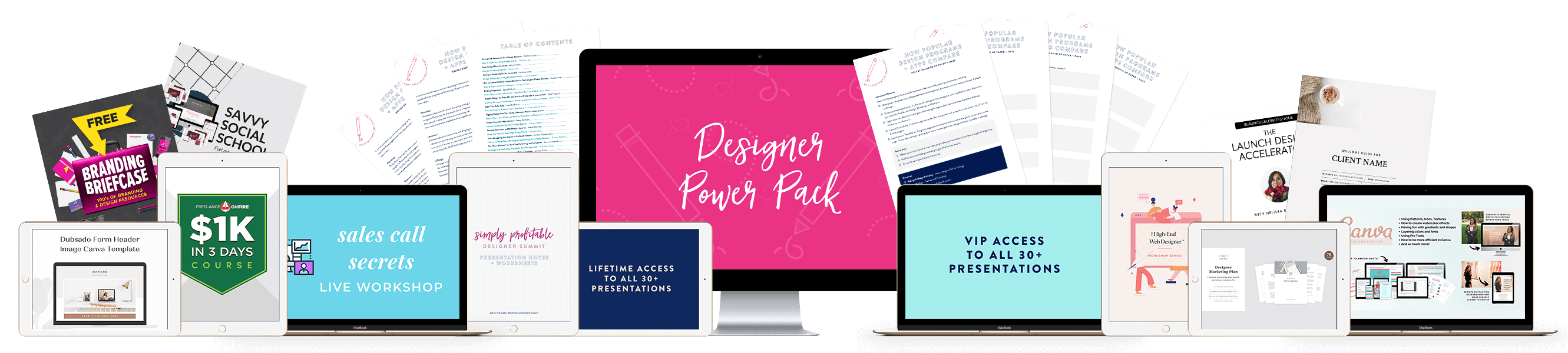 Designer Power Pack
